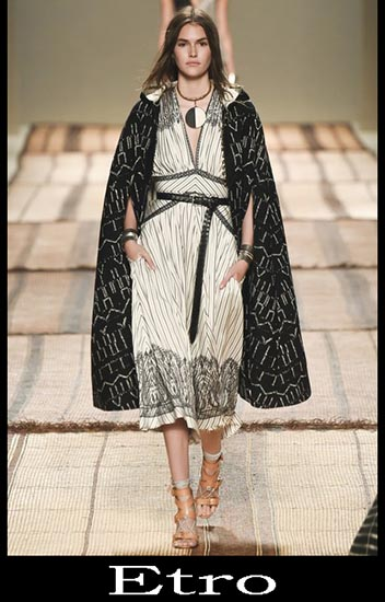 Moda Etro Primavera Estate Donna Look 5