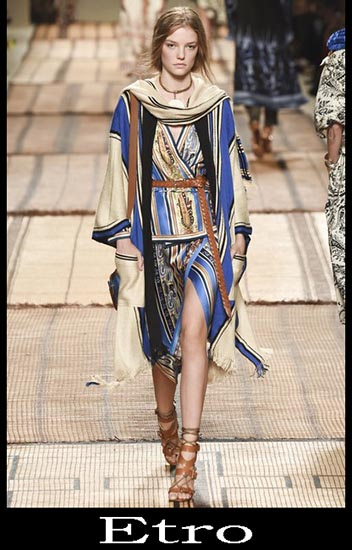 Moda Etro Primavera Estate Donna Look 6