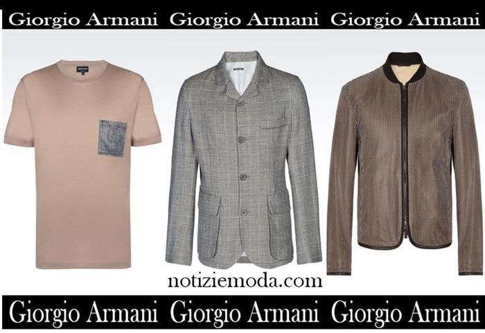 Moda Giorgio Armani Estate Saldi Uomo