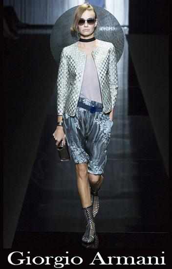 Moda Giorgio Armani Primavera Estate Look 2