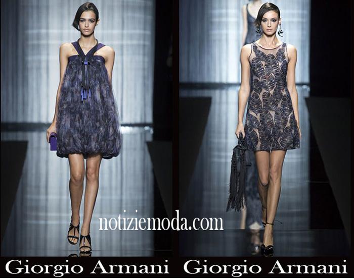 Moda Giorgio Armani Primavera Estate