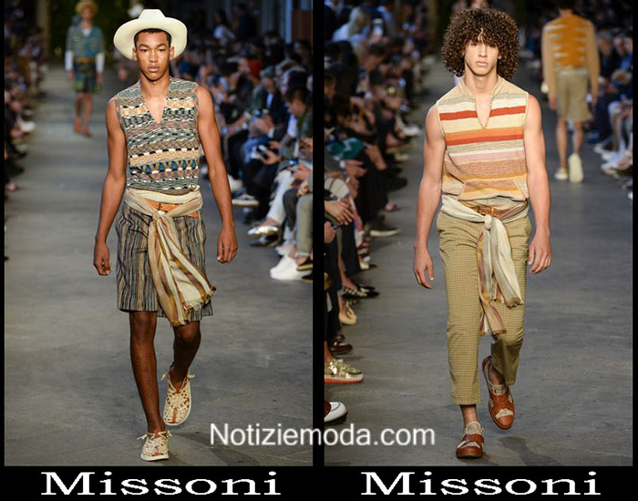 Moda Missoni Primavera Estate