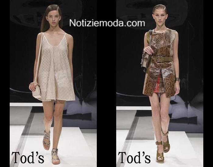 Moda Tod's Primavera Estate