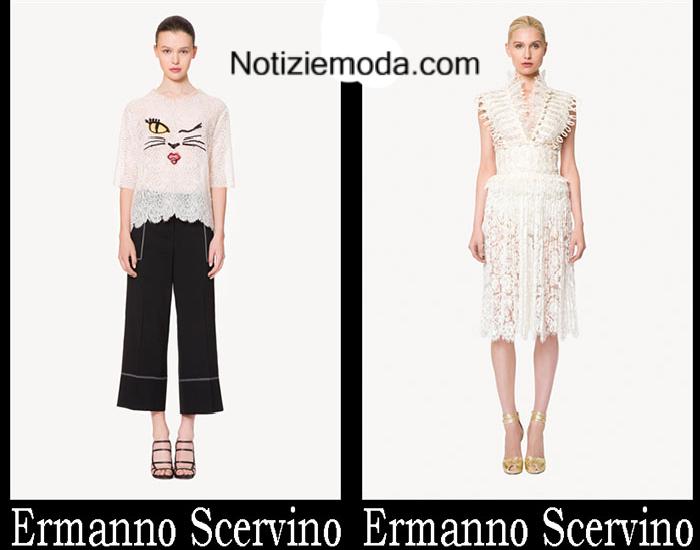 Saldi Ermanno Scervino Estate Abiti