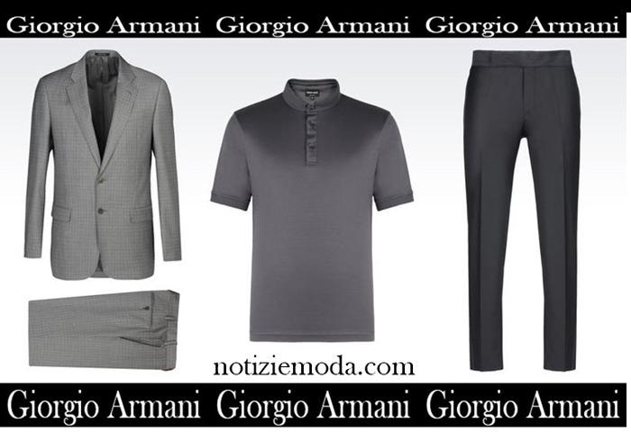 Saldi Giorgio Armani Estate Abiti Uomo