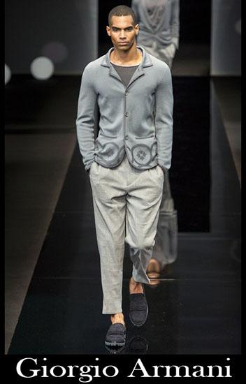 Style Giorgio Armani Primavera Estate Uomo Look 1