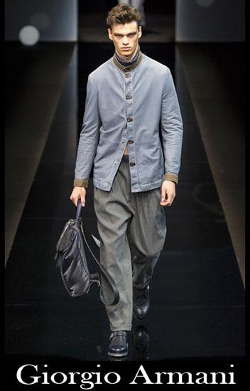 Style Giorgio Armani Primavera Estate Uomo Look 2