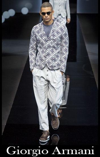 Style Giorgio Armani Primavera Estate Uomo Look 3