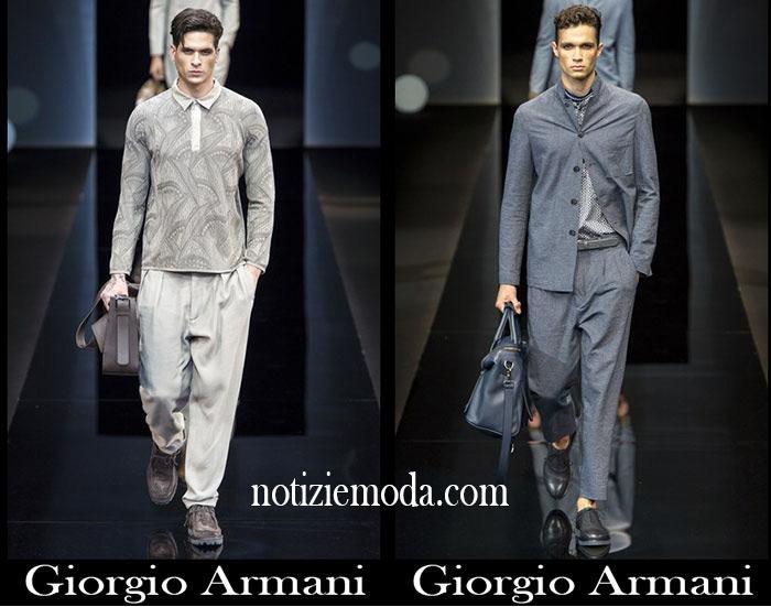 Style Giorgio Armani Primavera Estate Uomo