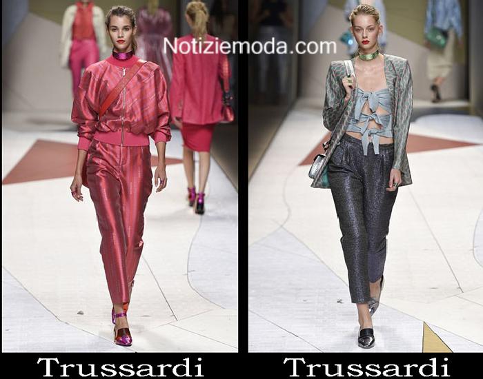 Style Trussardi Primavera Estate