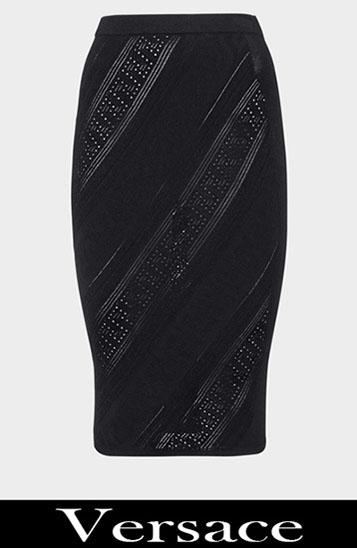 Abbigliamento Versace Autunno Inverno Look 1