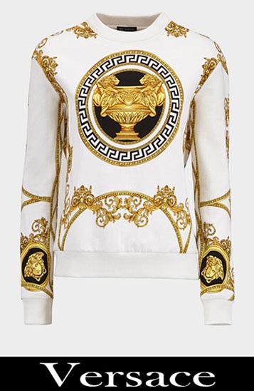 Abbigliamento Versace Autunno Inverno Look 2