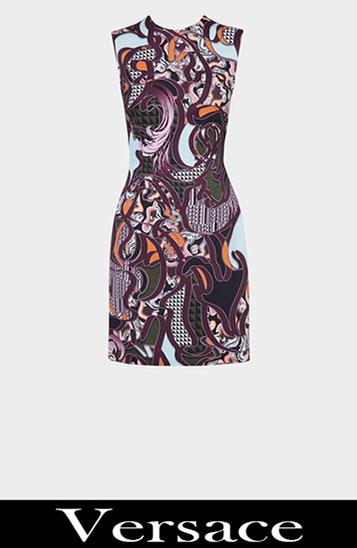 Abbigliamento Versace Autunno Inverno Look 4