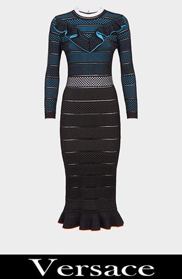 Abbigliamento Versace Autunno Inverno Look 5