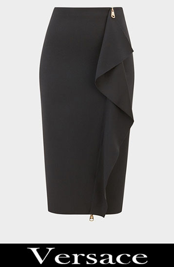 Abbigliamento Versace Autunno Inverno Look 6