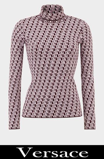 Abbigliamento Versace Autunno Inverno Look 7