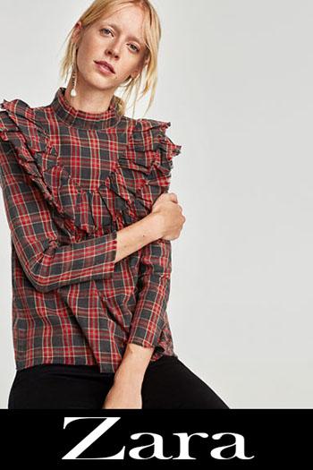 Abbigliamento Zara Autunno Inverno Look 3