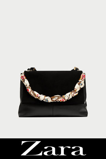 Accessori Zara Donna Autunno Inverno Look 13