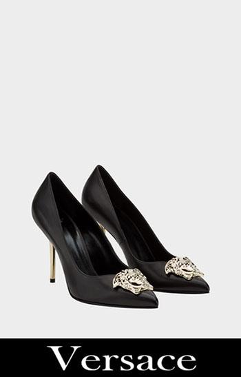 Calzature Versace Autunno Inverno Donna 4