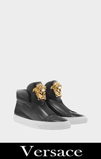 Scarpe Versace autunno inverno 2017 2018 donna