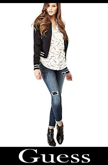 Denim Guess Donna Autunno Inverno 4