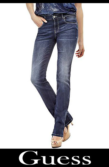 Denim Guess Donna Autunno Inverno 5