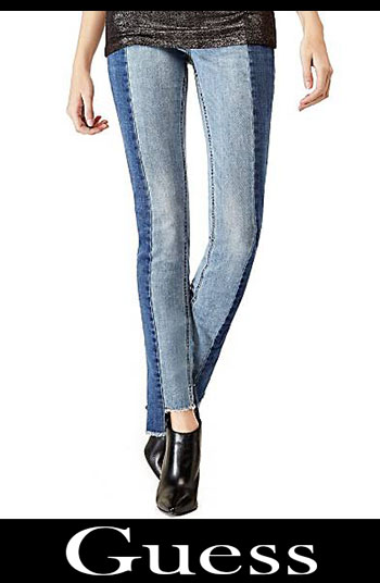 Denim Guess Donna Autunno Inverno 7