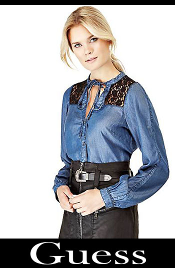 Denim Guess Donna Autunno Inverno 9