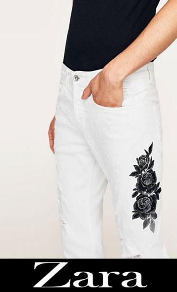 Jeans Ricamati Zara Autunno Inverno Uomo 7