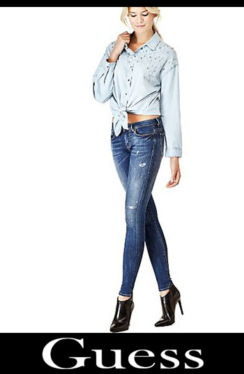 Jeans Skinny Guess Autunno Inverno 4