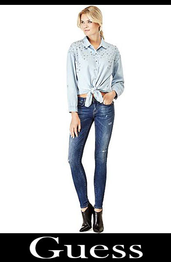 Jeans Skinny Guess Autunno Inverno 8