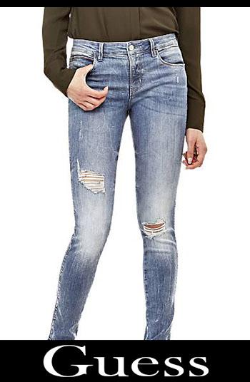 Jeans Strappati Guess Autunno Inverno 8