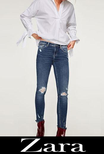 Jeans Strappati Zara Autunno Inverno 2