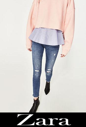 Jeans Strappati Zara Autunno Inverno 4