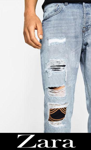Jeans Strappati Zara Autunno Inverno Uomo 1