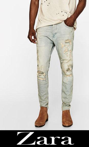 Jeans Strappati Zara Autunno Inverno Uomo 2