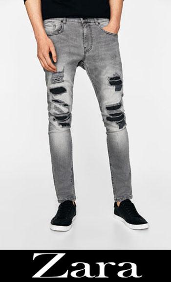 Jeans Strappati Zara Autunno Inverno Uomo 3