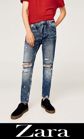 Jeans Strappati Zara Autunno Inverno Uomo 4