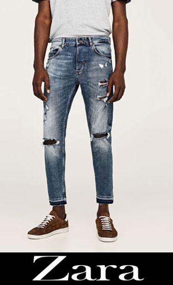Jeans Strappati Zara Autunno Inverno Uomo 5
