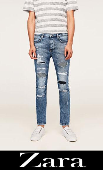 Jeans Strappati Zara Autunno Inverno Uomo 6