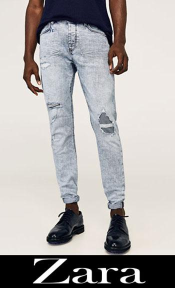 Jeans Strappati Zara Autunno Inverno Uomo 7