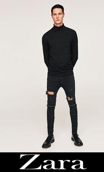 Jeans Strappati Zara Autunno Inverno Uomo 8