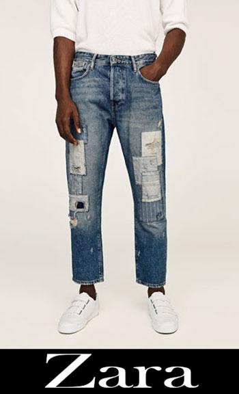 Jeans Strappati Zara Autunno Inverno Uomo 9