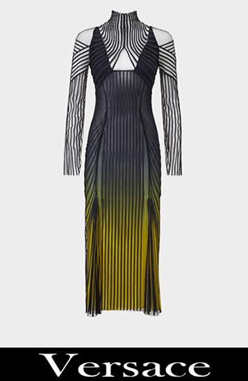Moda Versace 2017 2018 Autunno Inverno Look 3