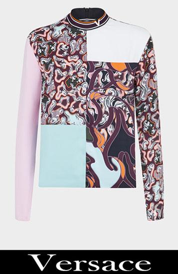 Moda Versace 2017 2018 Autunno Inverno Look 4