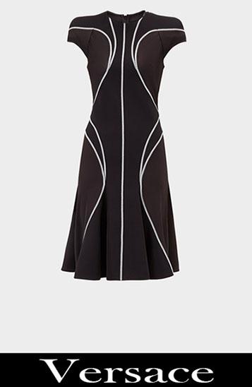 Moda Versace 2017 2018 Autunno Inverno Look 5