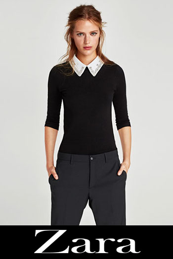 Moda Zara 2017 2018 Autunno Inverno Look 1