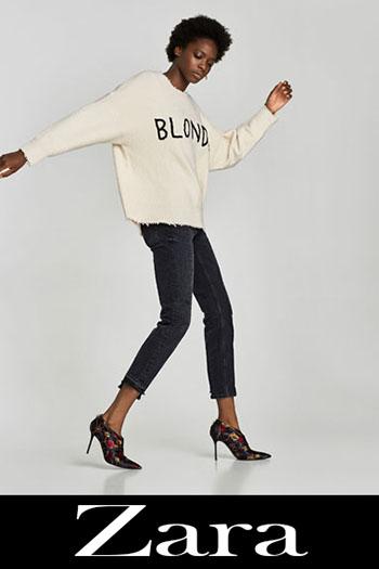 Moda Zara 2017 2018 Autunno Inverno Look 4