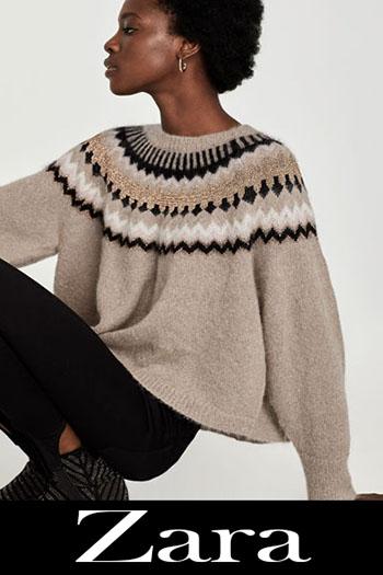 Moda Zara 2017 2018 Autunno Inverno Look 6