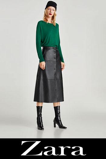 Moda Zara 2017 2018 Autunno Inverno Look 8